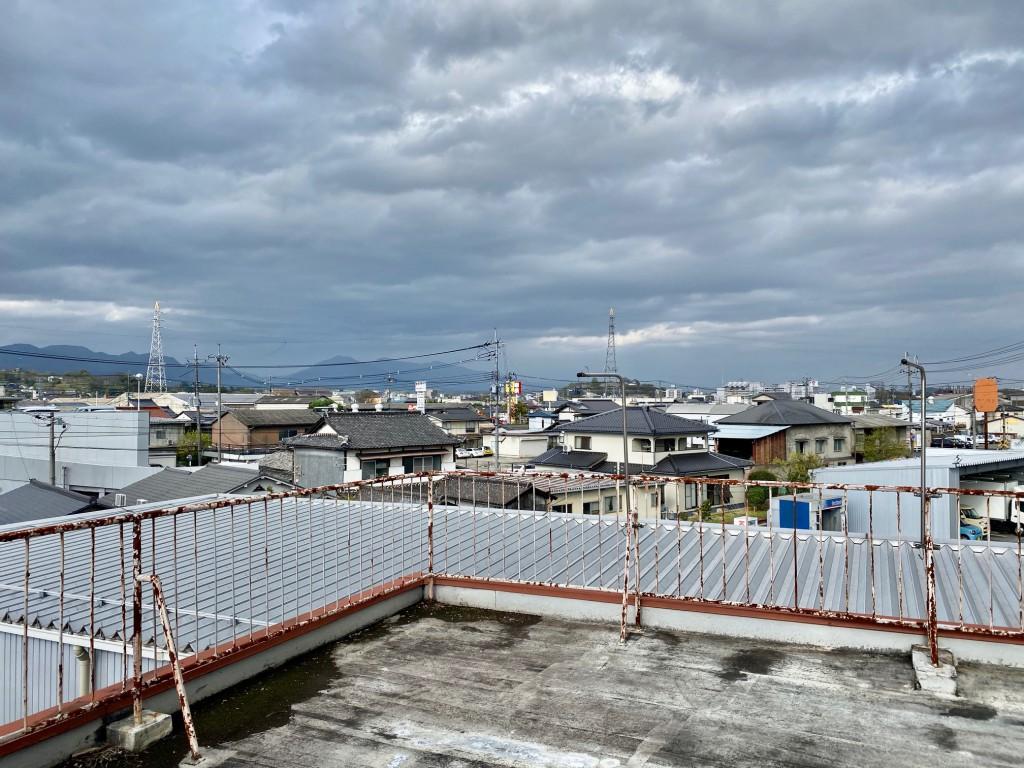津山口 倉庫付事務所(住宅付)